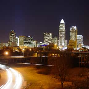 Charlotte is listed (or ranked) 25 on the list The Best American Cities for Artists