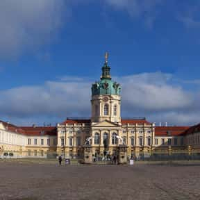 Charlottenburg Palace is listed (or ranked) 23 on the list Famous Baroque Architecture Buildings