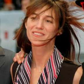 Charlotte Gainsbourg is listed (or ranked) 4 on the list Famous People Named Charlotte