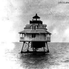 Charlotte Harbor Light is listed (or ranked) 13 on the list Lighthouses in Florida