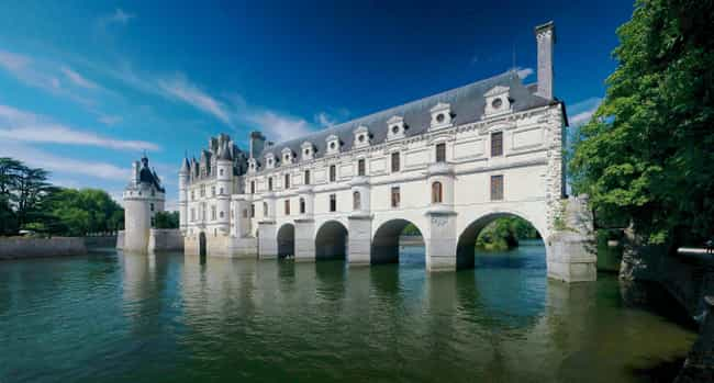 Château de Chenonceau is listed (or ranked) 3 on the list The Most Beautiful Castles in Europe