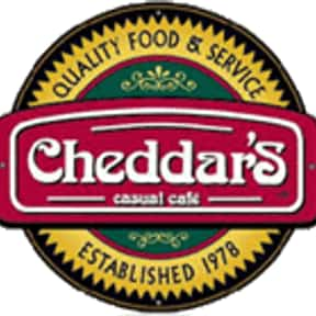 Cheddar's Casual Café is listed (or ranked) 15 on the list The Best Bar & Grill Restaurant Chains