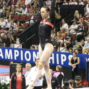 Chellsie Memmel is listed (or ranked) 8 on the list List of Famous Gymnasts