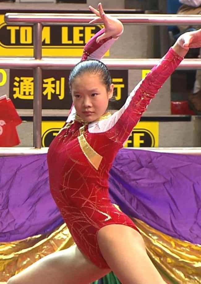 Cheng Fei is listed (or ranked) 2 on the list Famous Gymnasts from China