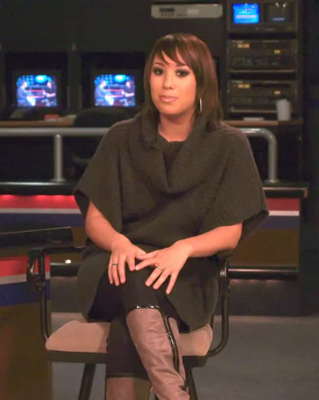 Cheryl Burke is listed (or ranked) 2 on the list Famous Menlo-Atherton High School Alumni
