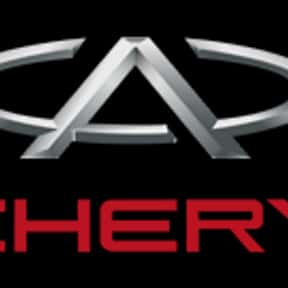 Chery is listed (or ranked) 5 on the list The Top Chinese Manufacturing Companies