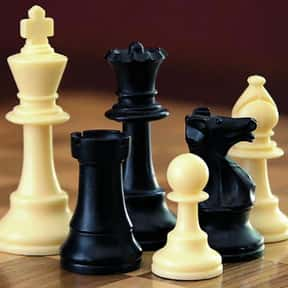 Chess is listed (or ranked) 5 on the list The Best Classic Board Games