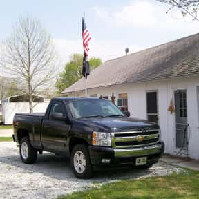 Chevrolet Silverado is listed (or ranked) 19 on the list The Best Car Values