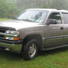 Chevrolet Tahoe is listed (or ranked) 25 on the list The Best Car Values