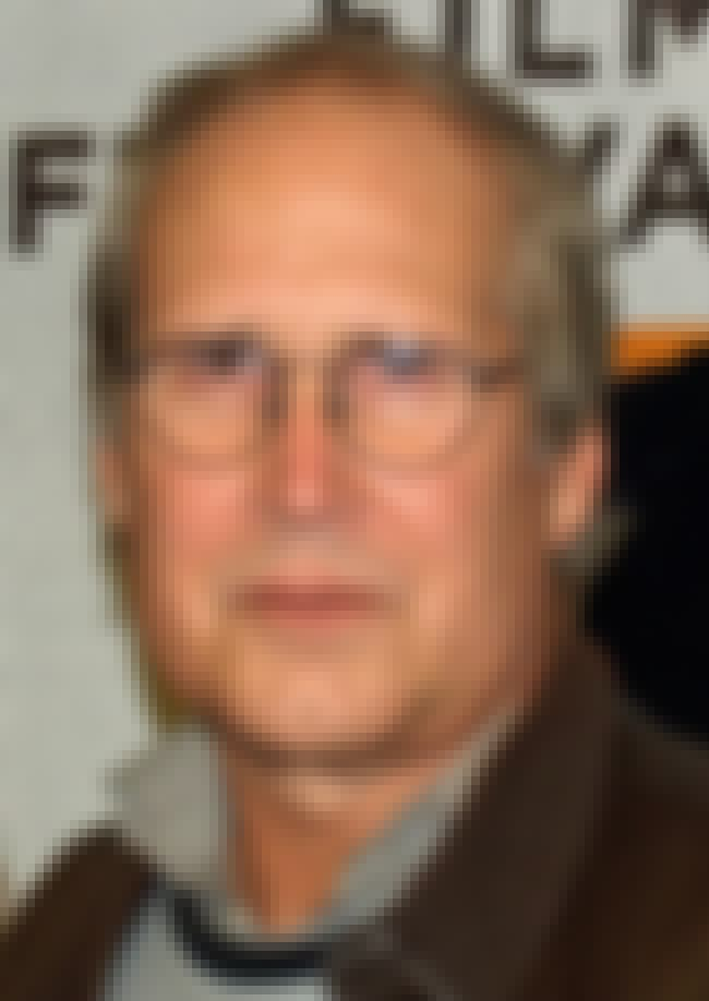 Chevy Chase is listed (or ranked) 7 on the list The 12 Most Frequent SNL Hosts