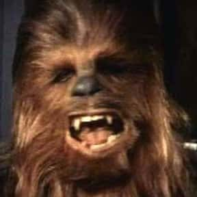 Chewbacca is listed (or ranked) 6 on the list Vader to Binks: Best to Worst Star Wars Characters