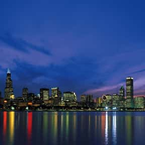 Chicago is listed (or ranked) 8 on the list The Best American Cities for Artists