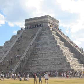 Chichen Itza is listed (or ranked) 16 on the list Historical Landmarks to See Before You Die