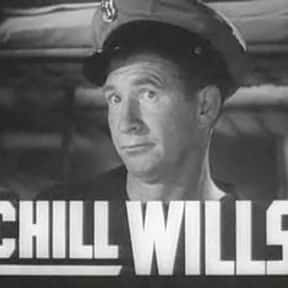 Chill Wills is listed (or ranked) 10 on the list Full Cast of Big Daddy Actors/Actresses