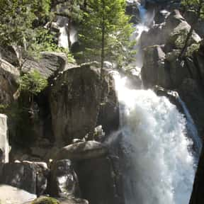 Chilnualna Falls is listed (or ranked) 13 on the list List of Waterfalls in the US