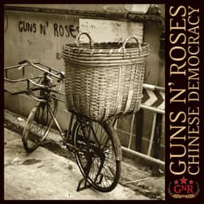 Chinese Democracy is listed (or ranked) 11 on the list The Worst Albums by Great Bands