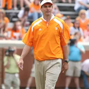 Derek Dooley is listed (or ranked) 4 on the list The Worst College Football Coaches of All Time
