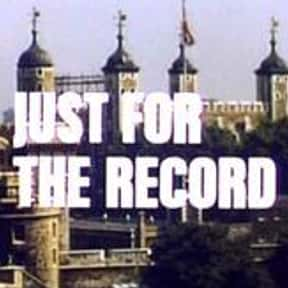 Just for the Record is listed (or ranked) 20 on the list Full List of Randall and Hopkirk (Deceased) Episodes
