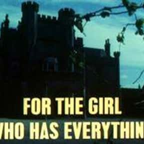 For the Girl Who Has Everythin is listed (or ranked) 21 on the list Full List of Randall and Hopkirk (Deceased) Episodes