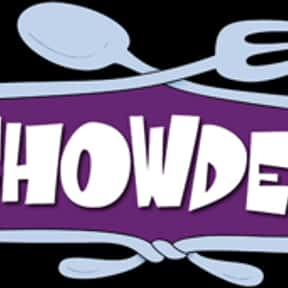 Chowder is listed (or ranked) 21 on the list The Best Cartoon Network TV Shows