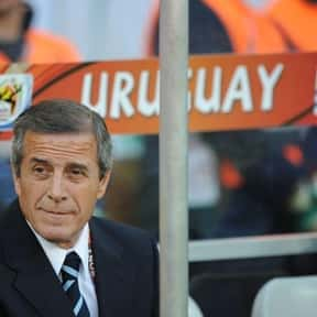 Óscar Tabárez is listed (or ranked) 23 on the list The Best Current Soccer Coaches/Managers