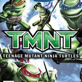 TMNT is listed (or ranked) 9 on the list The Best Ninja Turtles Games of All Time