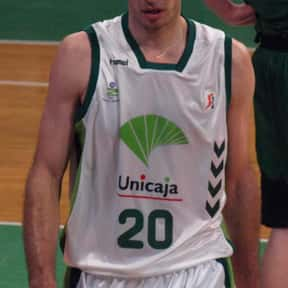 Carlos Jiménez is listed (or ranked) 19 on the list Famous Basketball Players from Spain