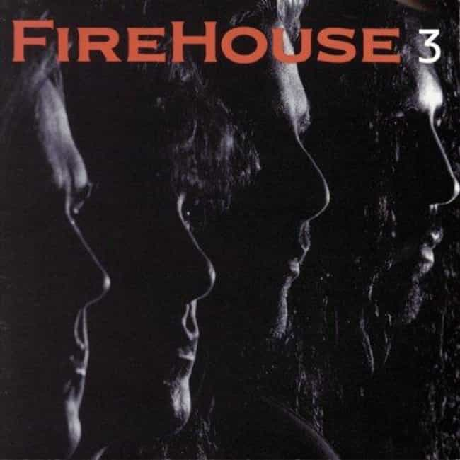 3 is listed (or ranked) 1 on the list The Best FireHouse Albums of All Time