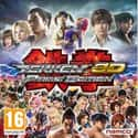 Tekken 3D: Prime Edition is listed (or ranked) 11 on the list The Best Tekken Games