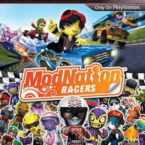 ModNation Racers is listed (or ranked) 21 on the list The Best Online Multiplayer Games