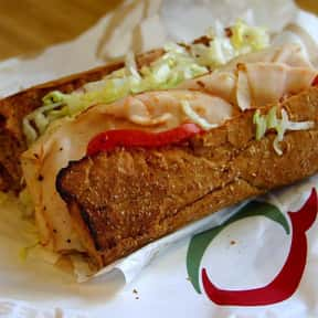 Sub Sandwich is listed (or ranked) 18 on the list The Best Food For A Hangover