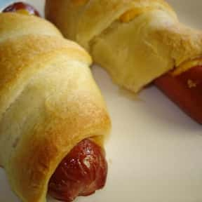 Pigs in blankets is listed (or ranked) 20 on the list The Best Outdoor Summer Side Dishes