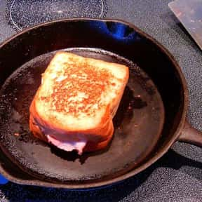 Grilled Cheese Sandwich is listed (or ranked) 20 on the list The Most Delicious Foods in the World