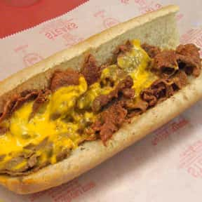 Cheesesteak is listed (or ranked) 2 on the list The Best Kinds of Sandwiches, Ranked