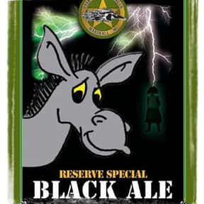 Dark Horse Reserve Special Bla is listed (or ranked) 19 on the list Beers with 7.5 Percent Alcohol Content