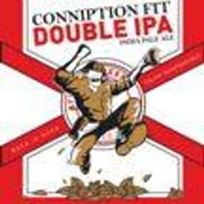 Atwater Conniption Fit is listed (or ranked) 6 on the list Beers with 8.0 Percent Alcohol Content