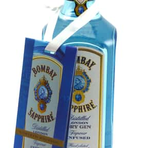 Bombay Sapphire is listed (or ranked) 15 on the list The Best Top Shelf Alcohol Brands