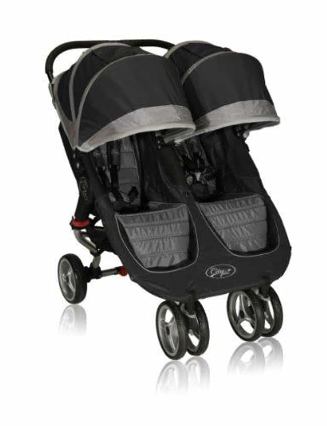 Baby Jogger 2012 City Mi... is listed (or ranked) 2 on the list The Best Strollers for Twins