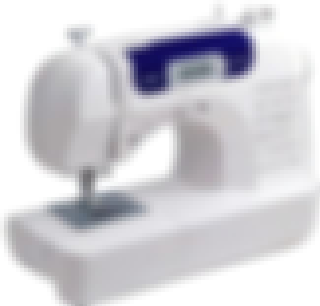 Brother Cs6000i Feature-rich S... is listed (or ranked) 2 on the list The Best Embroidery Sewing Machines