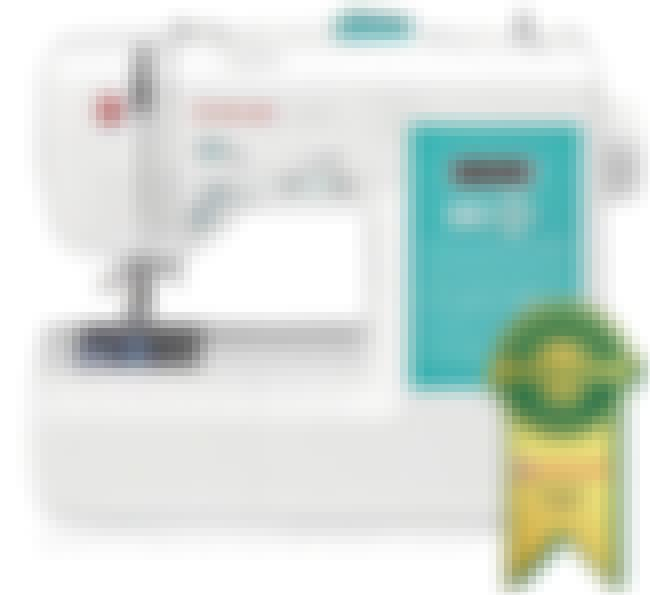 Singer 7258 Stylist 100-stitch... is listed (or ranked) 5 on the list The Best Embroidery Sewing Machines