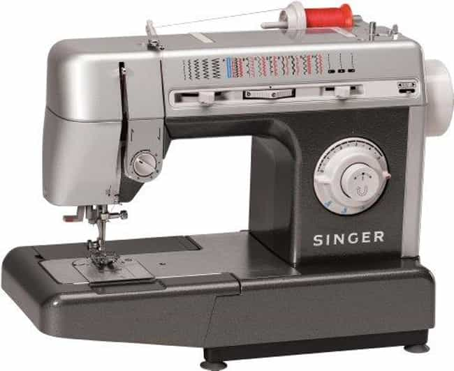 Singer CG590 Commercial Grade ... is listed (or ranked) 4 on the list The Best Commercial Sewing Machines