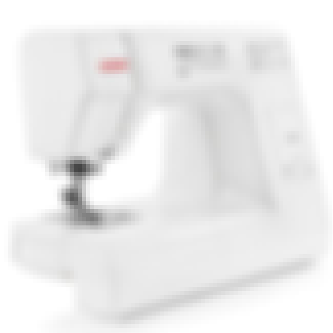 Janome HD3000 Heavy-duty Sewin... is listed (or ranked) 2 on the list The Best Heavy Duty Sewing Machines