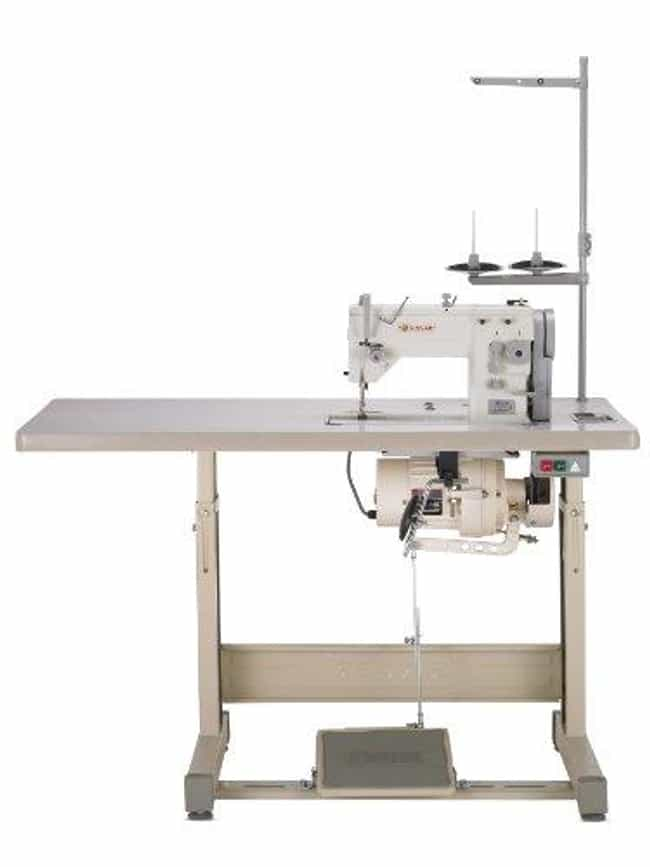 Singer 20U109 Complete I... is listed (or ranked) 2 on the list The Best Heavy Duty Sewing Machines