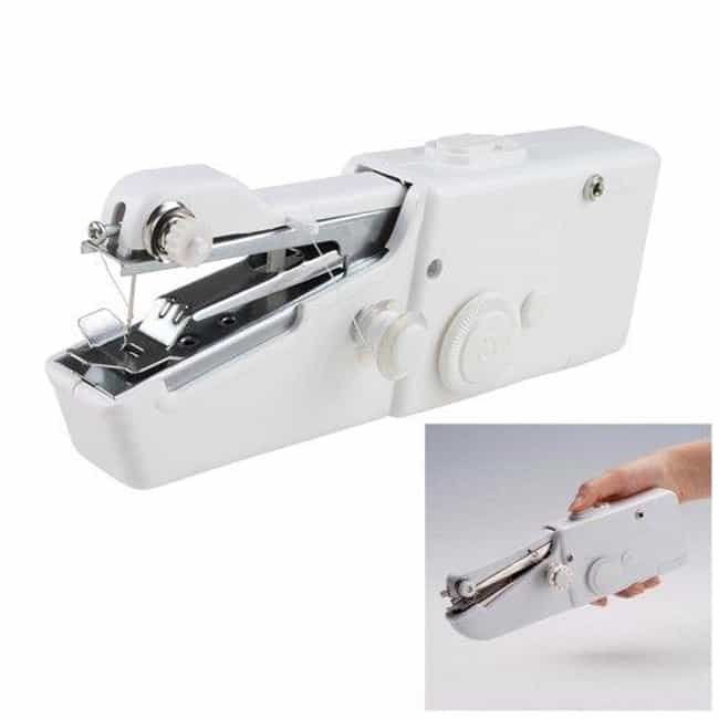 Image® Mini Handheld... is listed (or ranked) 2 on the list The Best Hand Held Sewing Machine
