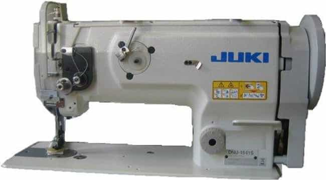 Juki Dnu-1541 Industrial Walki... is listed (or ranked) 1 on the list The Best Commercial Sewing Machines