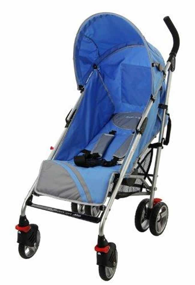 Dream On Me Lightweight ... is listed (or ranked) 4 on the list The Best Lightweight Strollers