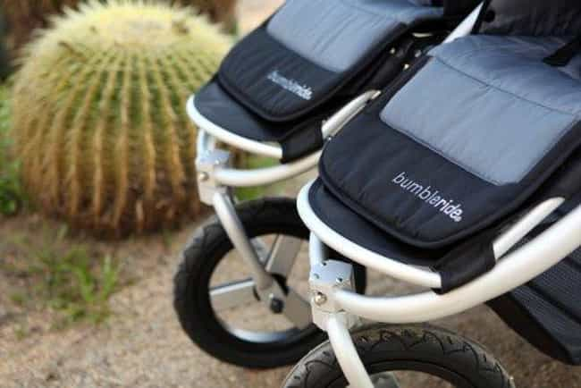 Bumbleride Indie Twin Stroller is listed (or ranked) 3 on the list The Best Strollers for Twins