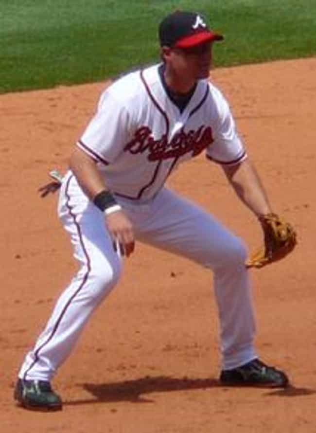 Chipper Jones is listed (or ranked) 4 on the list Famous Bolles School Alumni