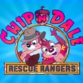Chip 'n Dale Rescue Rangers is listed (or ranked) 8 on the list The Best Saturday Morning Cartoons for Mid-'80s — '90s Kids