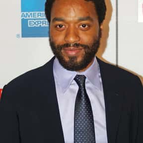 Chiwetel Ejiofor is listed (or ranked) 7 on the list Full Cast of She Hate Me Actors/Actresses